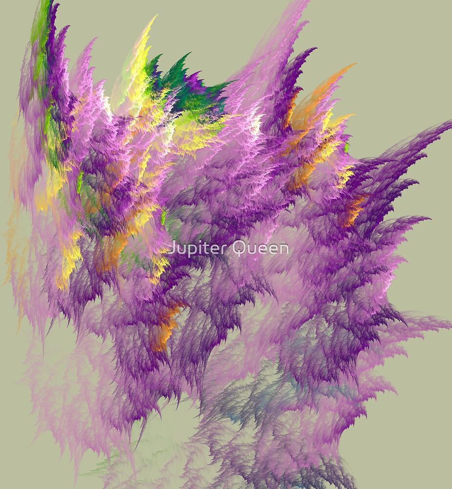 PURPLE CORRALS by Jupiter Queen