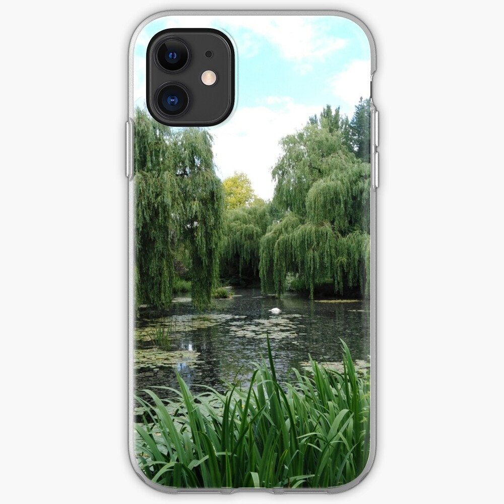 The Water Garden iPhone Case & Cover