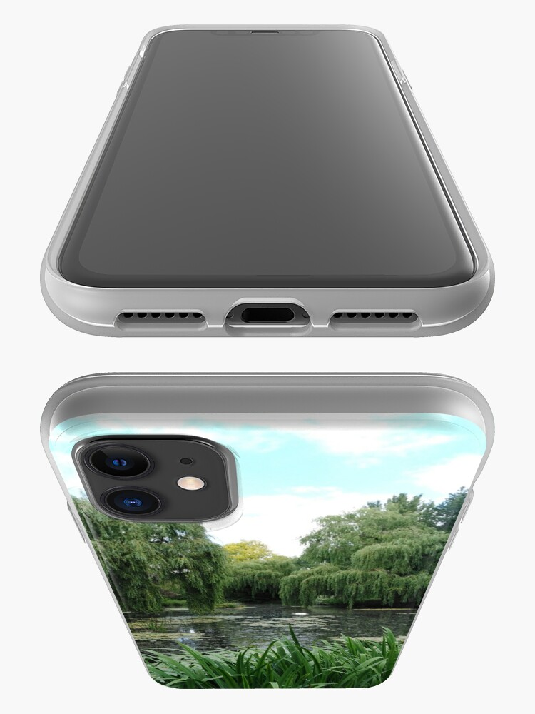 Alternate view of The Water Garden iPhone Case & Cover