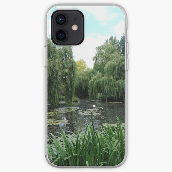 The Water Garden iPhone Soft Case