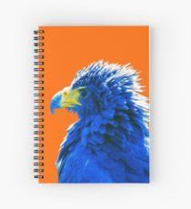 Plucky plumage Spiral Notebook