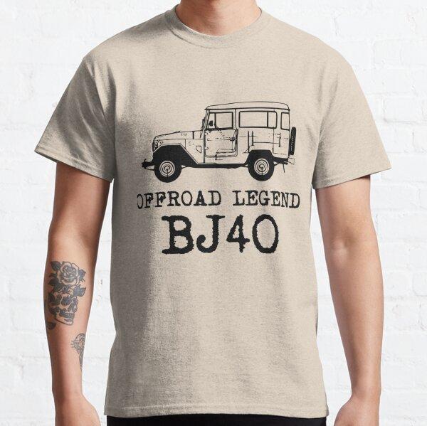 BJ40 legend Classic T-Shirt