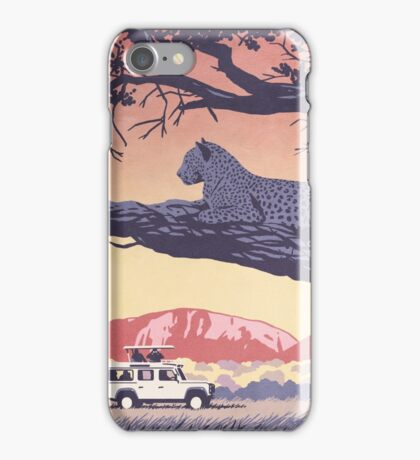 Kenya iPhone Case/Skin