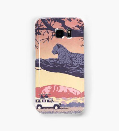 Kenya Samsung Galaxy Case/Skin