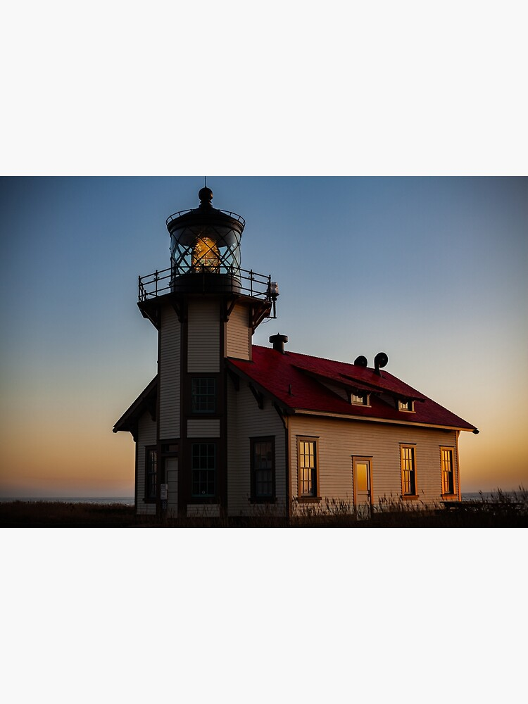 Point Cabrillo Lighthouse by designfly