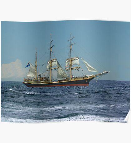 Under Short Sail Poster