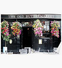 The Old Buttermarket Poster