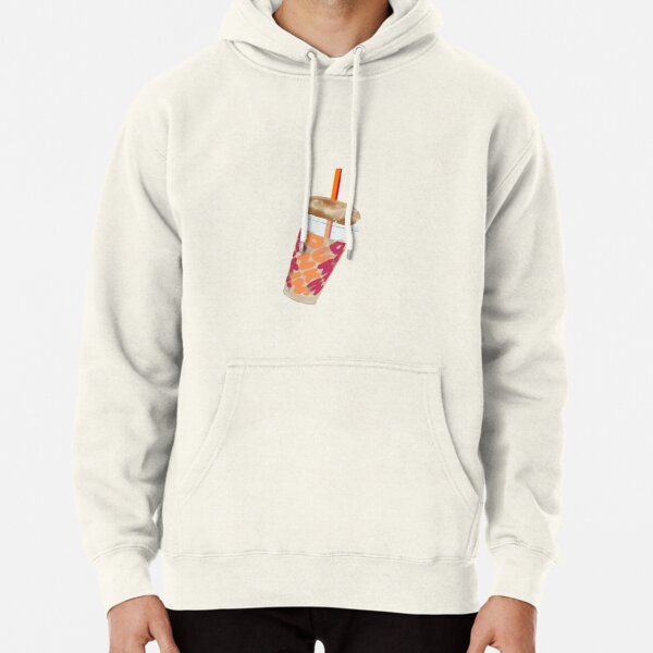 Dunkin' coffee and donut Pullover Hoodie