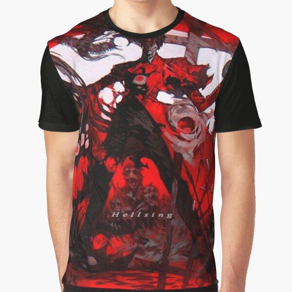 Hellsing - Alucard - Carnage Graphic T-Shirt