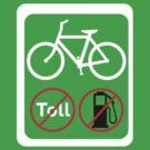 Bicycles make good sense by loganhille