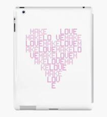 Daft Punk - Love Heart iPad Case/Skin