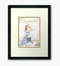 Mocktail Cinderella Framed Print