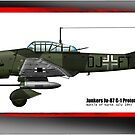 Junkers Ju-87 G-1 by TheCollectioner