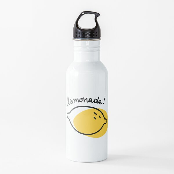 When life gives you lemon... Water Bottle