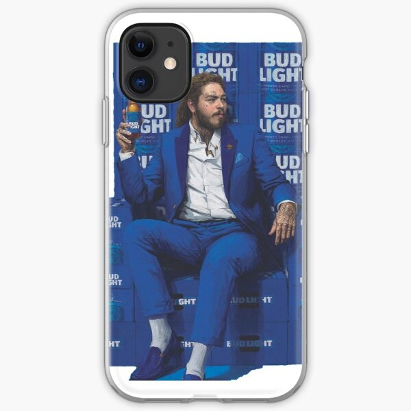 Bud Light Posty iPhone Soft Case