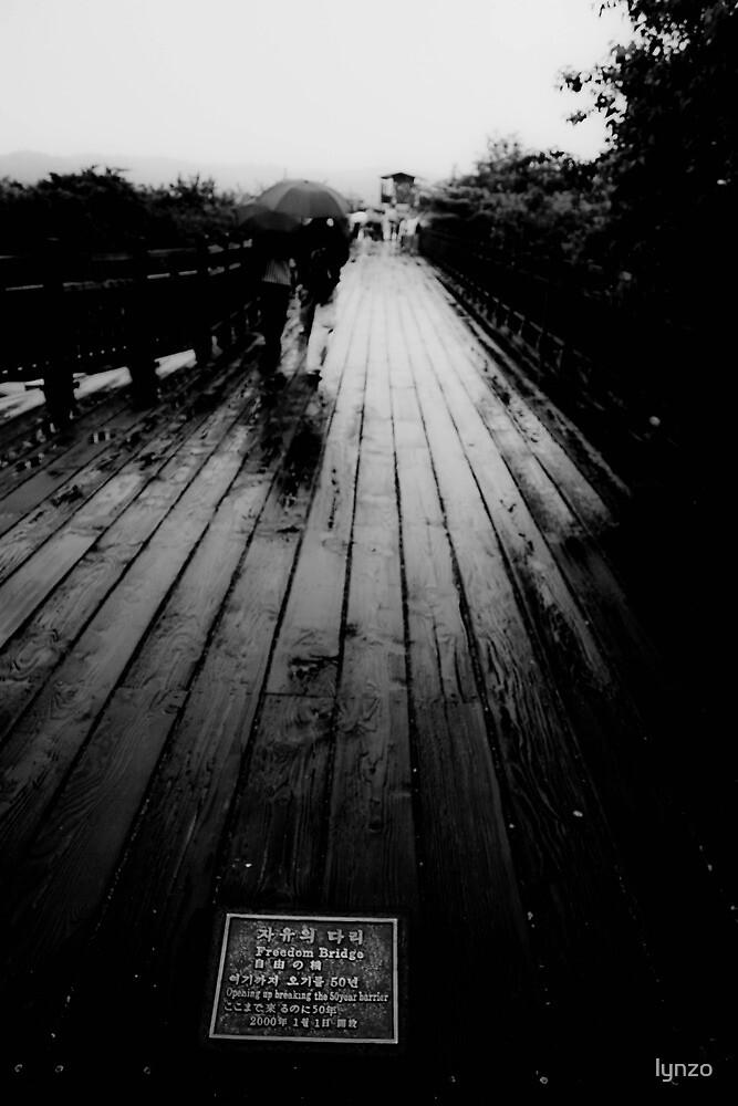 Freedom Bridge by lynzo