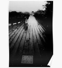 Freedom Bridge Poster
