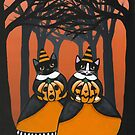 The Halloween Twins by Ryan Conners
