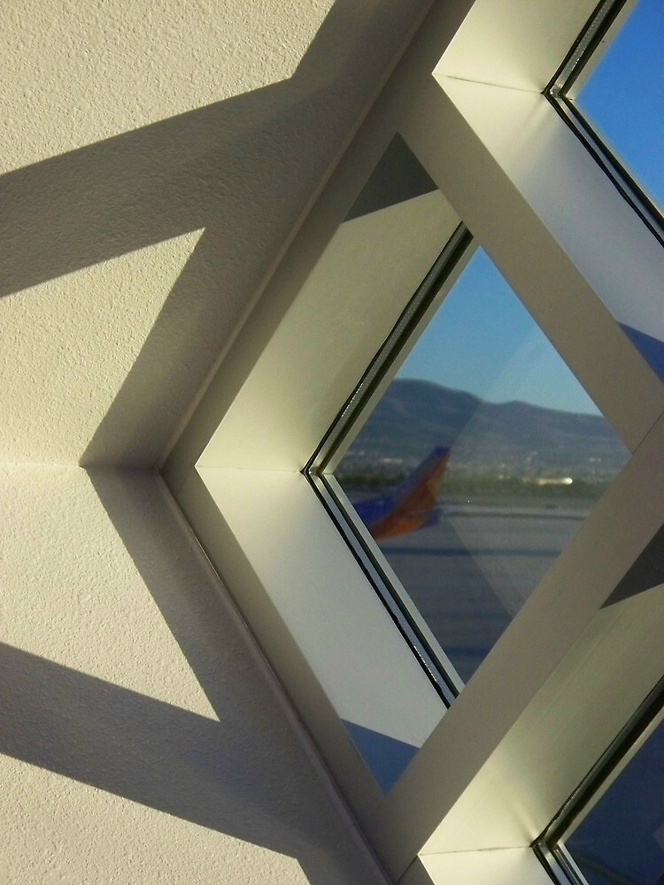Airport Angles by jerryannjinnett