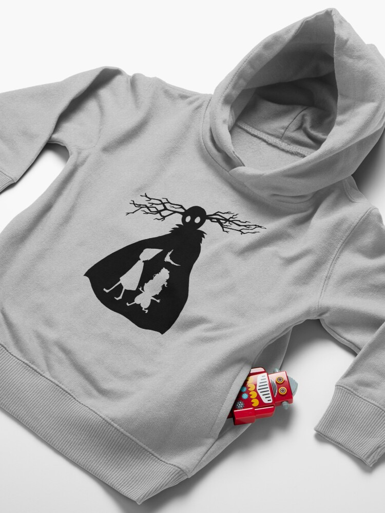 Alternate view of The Belly of the Beast Toddler Pullover Hoodie