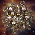Space Coral 2 - Pink Pearls by Peter Berry