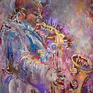 Sonny Stitt by Faith Coddington Krucina