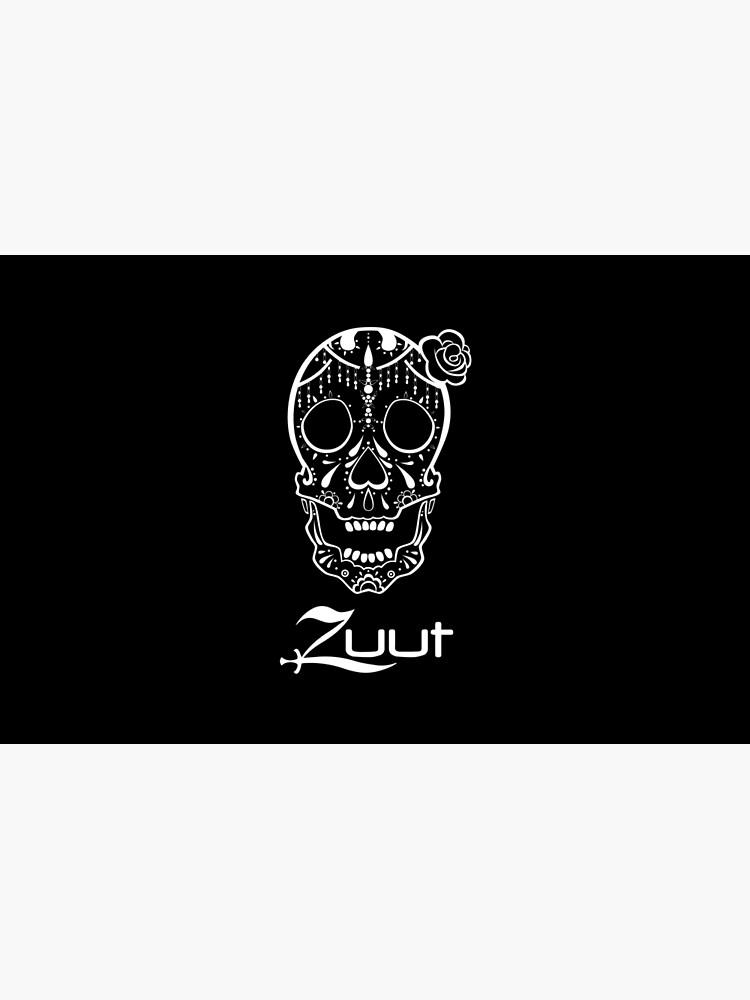 Zuut - Sugar Skull by aceofspadeswny
