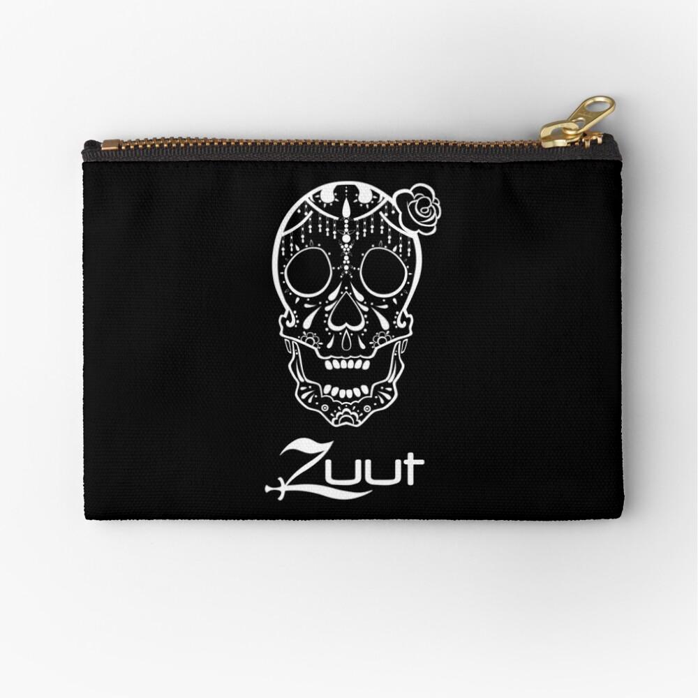 Zuut - Sugar Skull Zipper Pouch