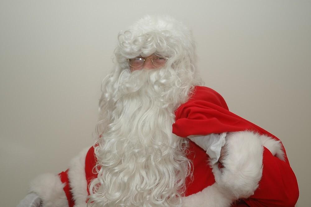 Santa 5 by Ian McKenzie