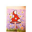 Fairy & Mushroom by kirsten-designs