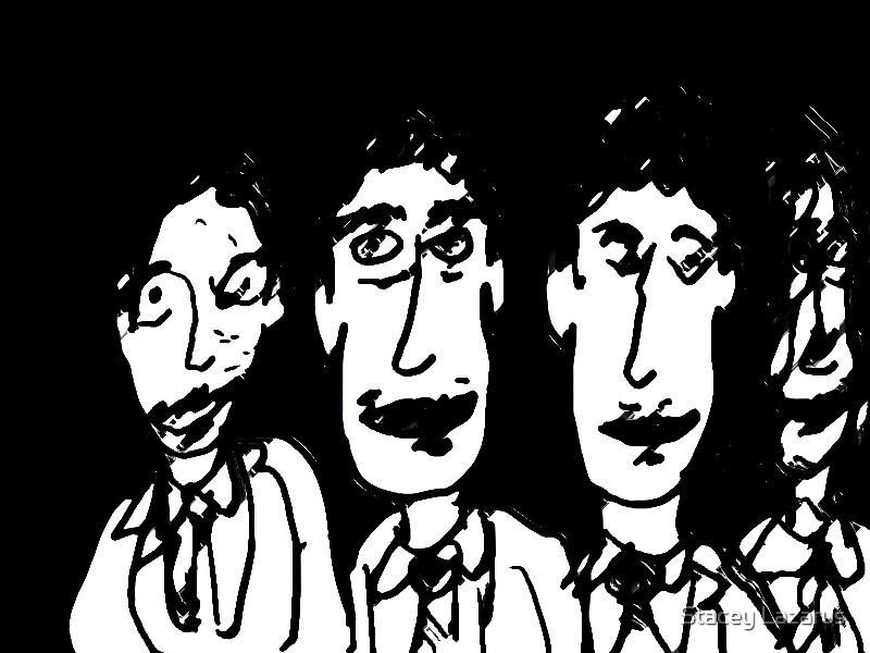 Funny Men by Stacey Lazarus
