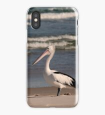 Beach Pelican iPhone Case/Skin