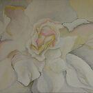 Fairy Sleeping in a Gardenia by Faith Coddington Krucina