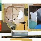 I.C.U. Collage #11 by Tom Golden