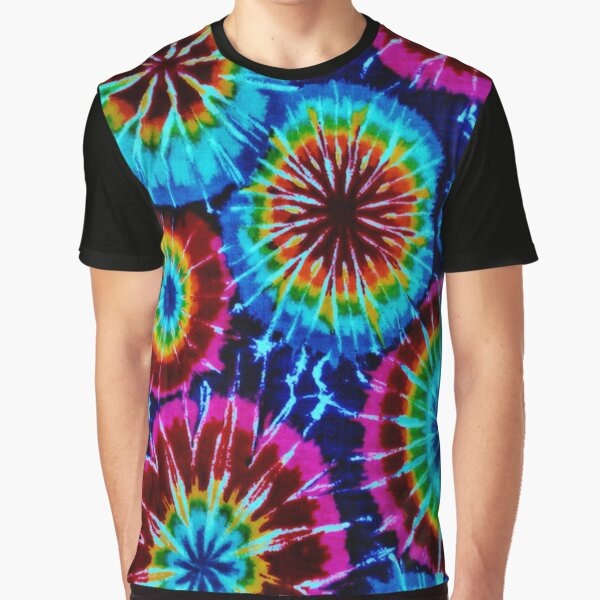 Tie Dye Graphic T-Shirt