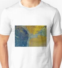 Water drops on stone  T-Shirt
