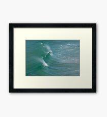 Splash Back Framed Print