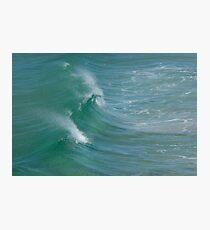 Splash Back Photographic Print
