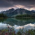 Tetons Twilight by Matt Halls