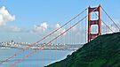 Golden Gate, Marin to San Francisco by Scott Johnson