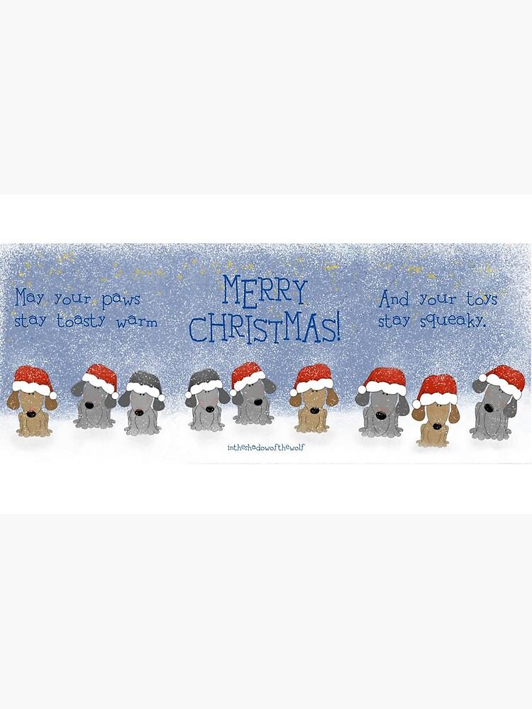 A Toasty Warm Christmas by WolfShadow27