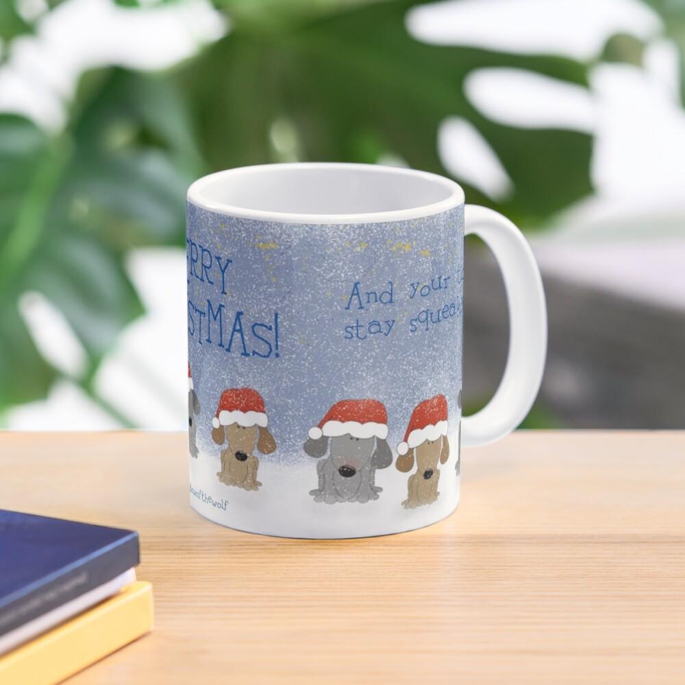 A Toasty Warm Christmas Mug