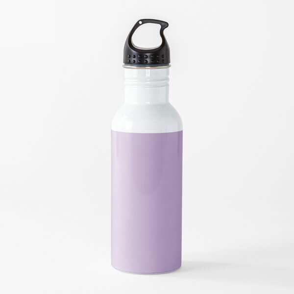Crocus Petal 15-3520 TCX | Pantone | Color Trends | New York and London | Fall Winter 2018 | Solid Color | Fashion Colors | Water Bottle