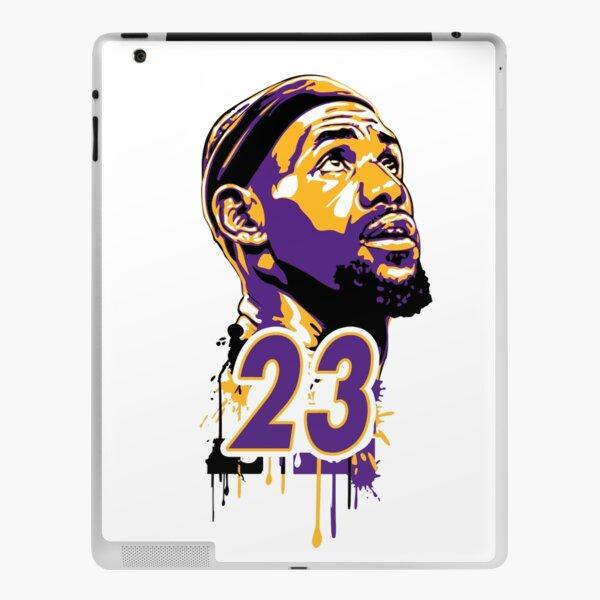 Lebron 23 - LA iPad Skin