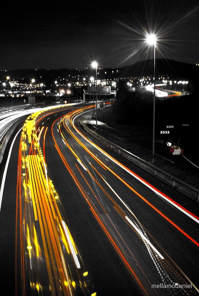 Motorway by mellamodaniel
