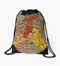 Gold Fever Drawstring Bag