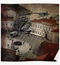 Piran City Poster