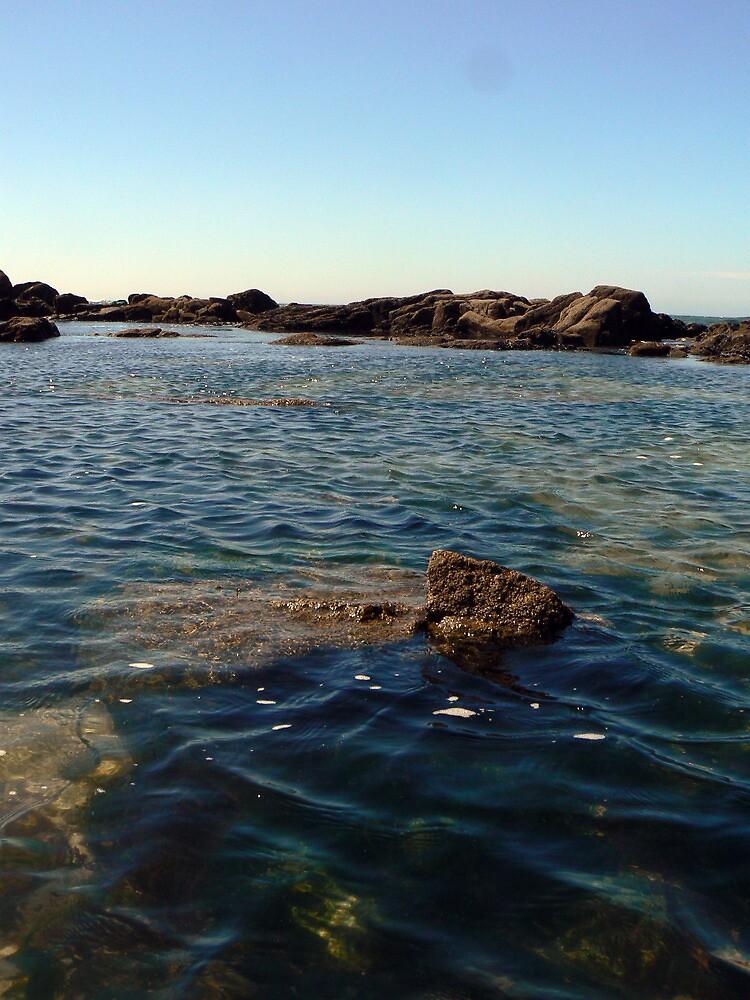 Rocky Beach by Afonso Azevedo Neves
