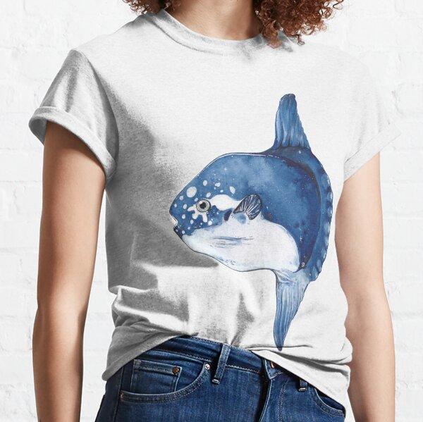 Ocean Sunfish - Mola Mola  Classic T-Shirt