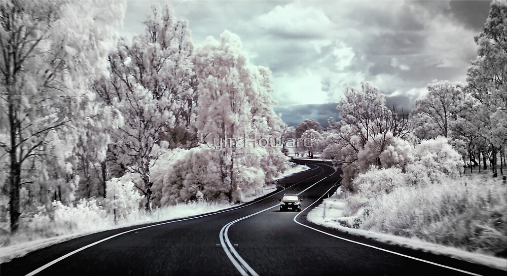 Country Drive by Kym Howard